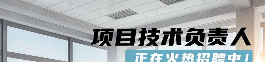 湖南百淼建设工程有限公司招聘项目技术负责人_
