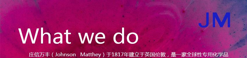 庄信万丰清洁能源技术(北京)有限公司招聘Key Account Manager_化工英才网